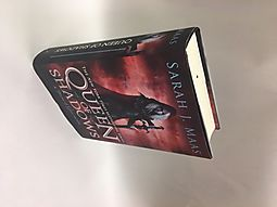 Queen of Shadows (Signed edtn): A Throne of Glass Novel, #4