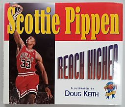 Scottie Pippen: Reach Higher