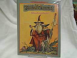 Shadowdale: Forgotten Realms (2nd edition)