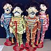 "Sgt. Pepper Applause 22"" Plush Dolls"