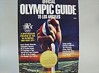 Official Olympic Guide to Los Angeles