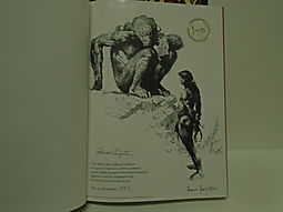 Legacy: Selected Paintings and Drawings by the Grand Master of Fantastic Art, Frank Frazetta