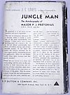 Jungle Man: The Autobiography of Major P. J. Pretorius