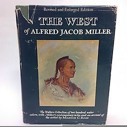 The West of Alfred Jacob Miller