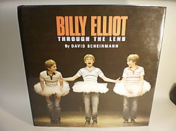 Billy Elliot Through the Lens Original Cast Theatre Photographs