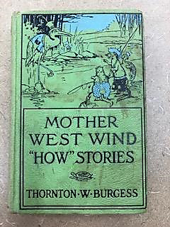 "Mother West Wind ""How"" Stories"