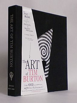 The Art of Tim Burton; Standard Edition