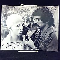 Tom Savini (Friday the 13th) Signed Photo