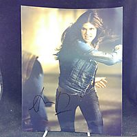 Alexandria Daddario (Percy Jackson) Signed Photo