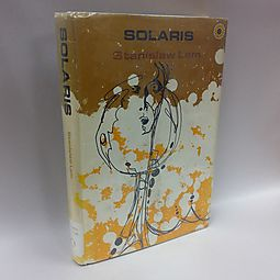 Solaris hardcover (Ex-Library)