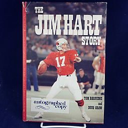 The Jim Hart Story (St. Louis Cardinals - NFL cover)