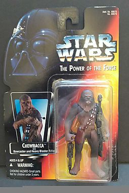 Star Wars: Power of the Force Chewbacca e