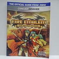 Official Nintendo Fire Emblem: The Sacred Stones Player's Guide