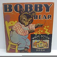 Bobby Bear: The Bear in the Toy Shop