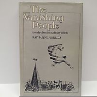 The Vanishing People (The Folklore of the British Isles)