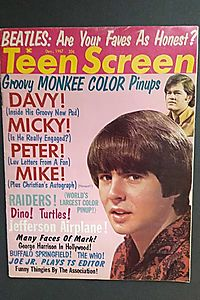 Teen Screen Magazine
