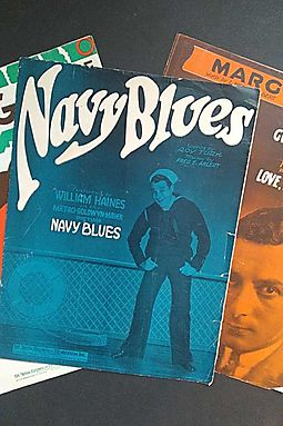 Navy Blues and other Sheet Music