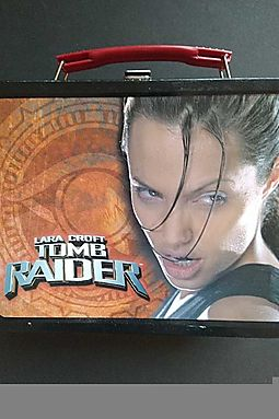 Lara Croft Tomb Raider Lunchbox