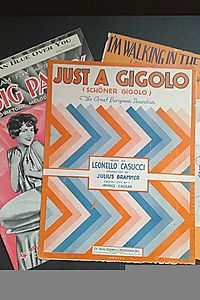 Just a Gigolo and Other Sheet Music