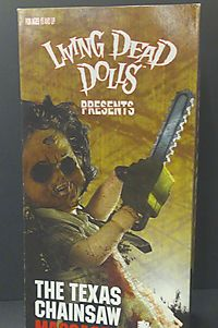 Living Dead Dolls Presents: Leatherface Doll