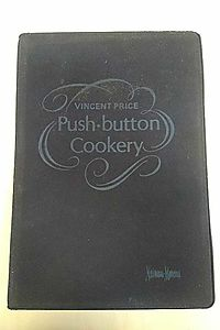 Vincent Price Push-Button Cookery