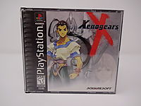 Xenogears (Playstation)