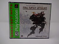 Final Fantasy Anthology (Playstation) (Greatest Hits)