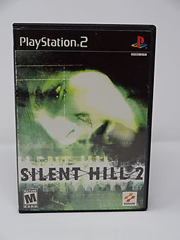 Silent Hill 2 (Playstation 2)