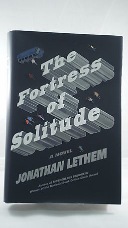 The Fortress of Solitude: A Novel